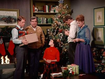 Back To Christmas.Holiday Film Reviews Happy Days Guess Who S Coming To