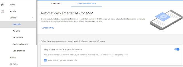 amp auto ad