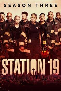 Station 19 3ª Temporada Torrent - WEB-DL 720p/1080p Dual Áudio