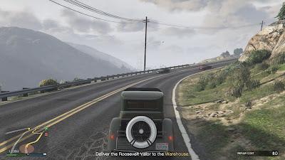 GTA Online - Roosevelt Valor exportação