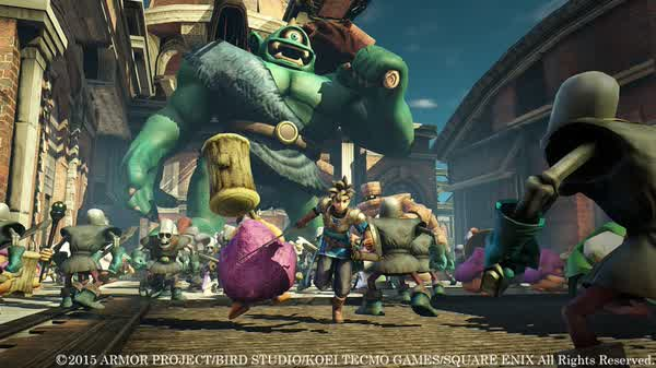 Dragon Quest Heroes Slime Edition Direct Link Iso For PC