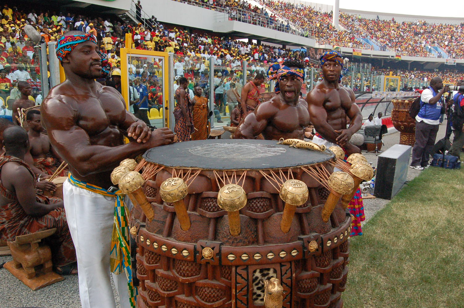 Image result for tourist attraction ghana