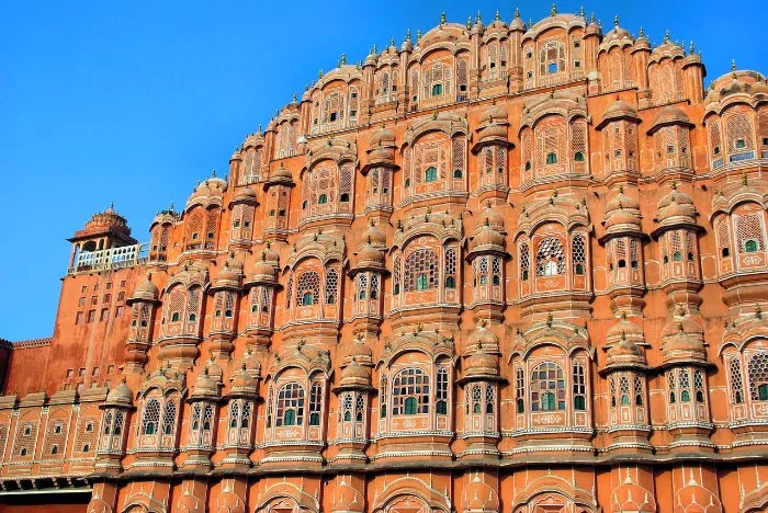 Hawa mahal, Jaipur, Best Places for Honeymoon in India