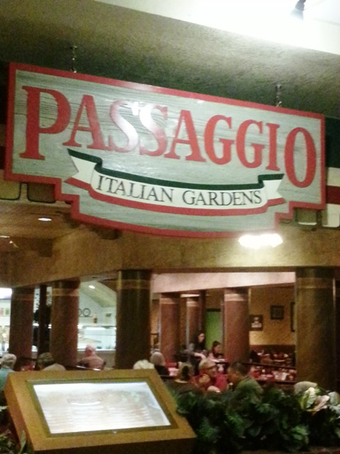 Laughlin Nevada Italian Restaurant