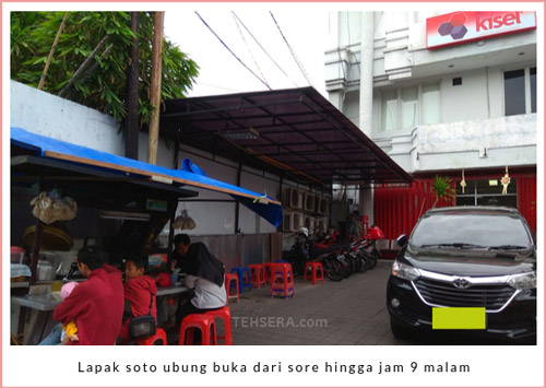 soto ayam enak halal di denpasar