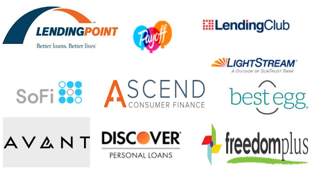 Best 10 personal loan providers in the alternative lending market