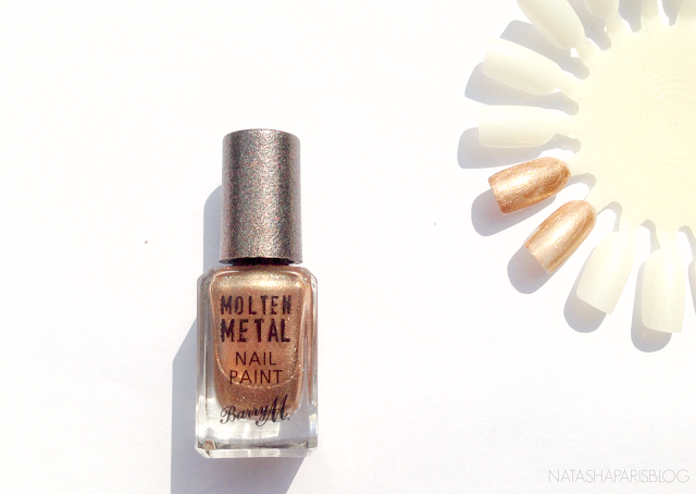 Barry M Molten Metals Bronze Bae