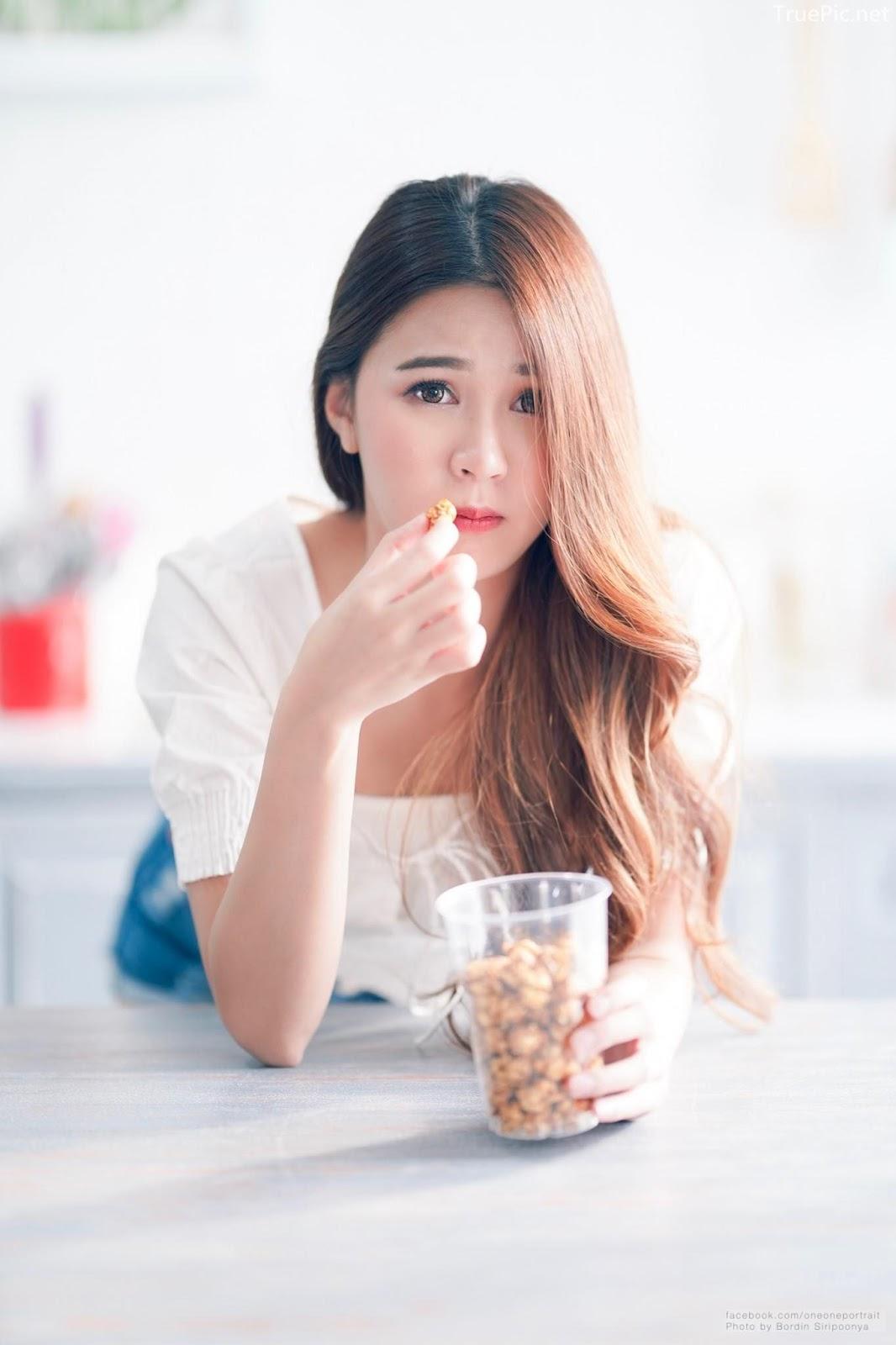 Thailand cute model Supansa Yoopradit (Lorpor) - Lovely smile girl - Picture 2