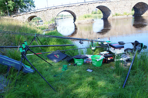 KARLSTAD fishing expedition