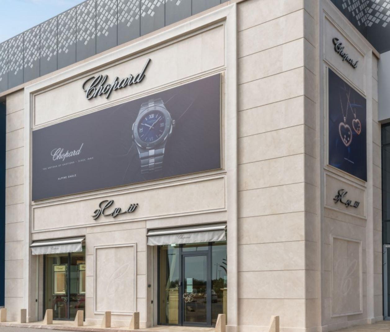 """دار """"شوبارد"""" تفتتح صالة عرض جديدة في مركز البساتين بالسعودية"""