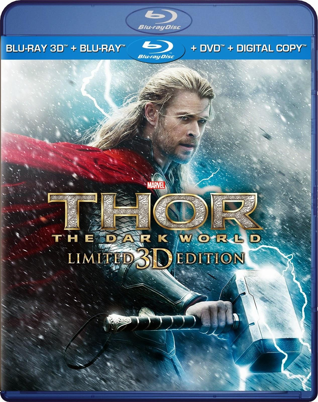 Mestre dos Torrents: Thor: O Mundo Sombrio (2013) 1080p ...