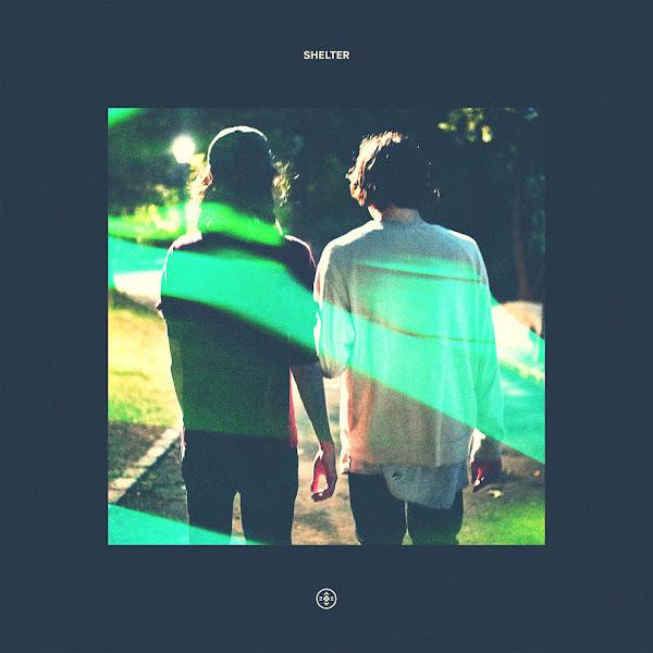 Porter Robinson & Madeon - Shelter - Single Cover