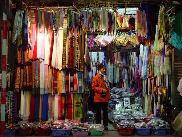 Shopping in Hanoi