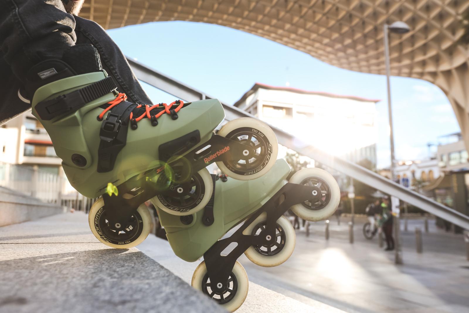 Rollerblade Twister Edge – fenomenalne i kultowe rolki wciąż są na topie!