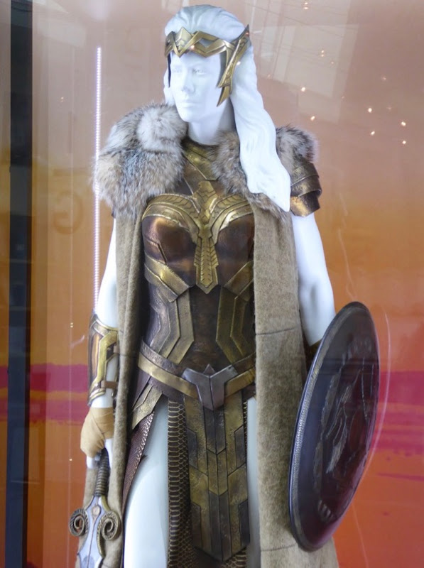 Wonder Woman Queen Hippolyta movie costume