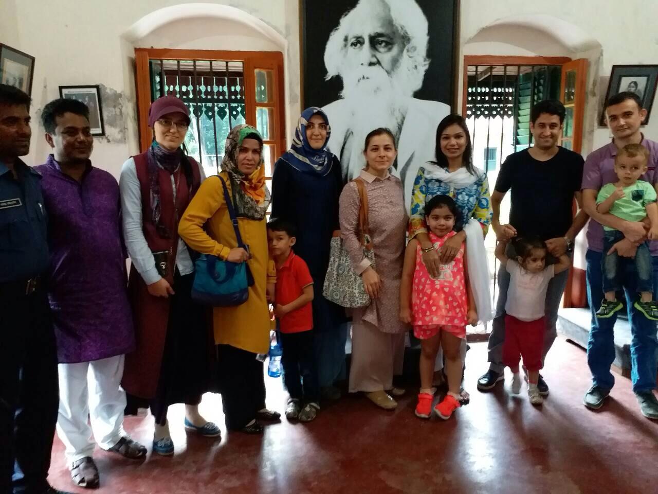 Int'l Turkish Hope School Senior Girls Section: VISIT TO