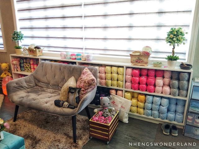 The Attic Yarn & Craftery in Marikina