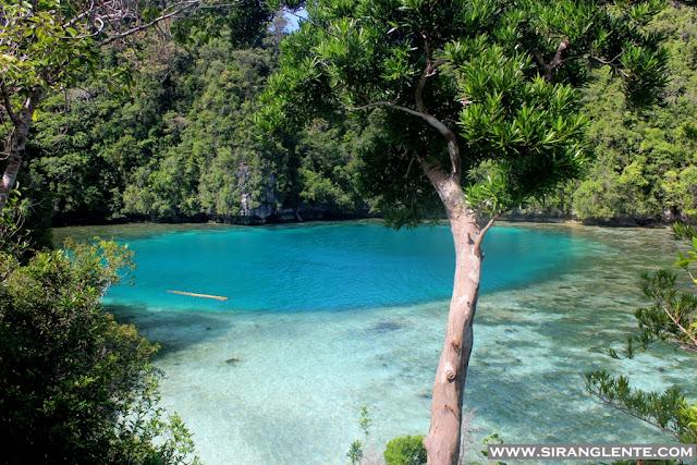 Pangabangan Lagoon Dinagat