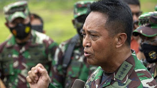 KSAD Andika Perkasa: Lapor ke Saya kalau Ada Prajurit TNI AD Tak Netral