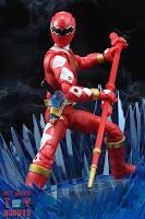 Power Rangers Lightning Collection Dino Thunder Red Ranger 33