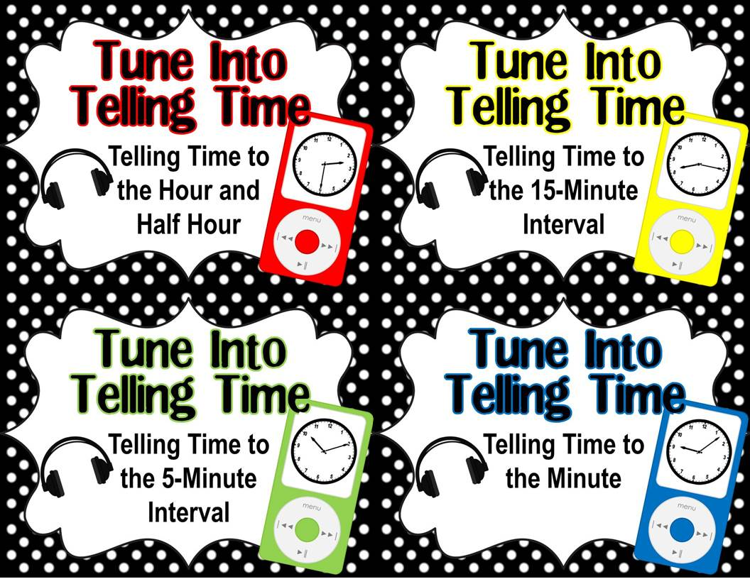 Tune Into Telling Time