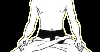 healing ways padmasana lotus pose  healing yoga asanas