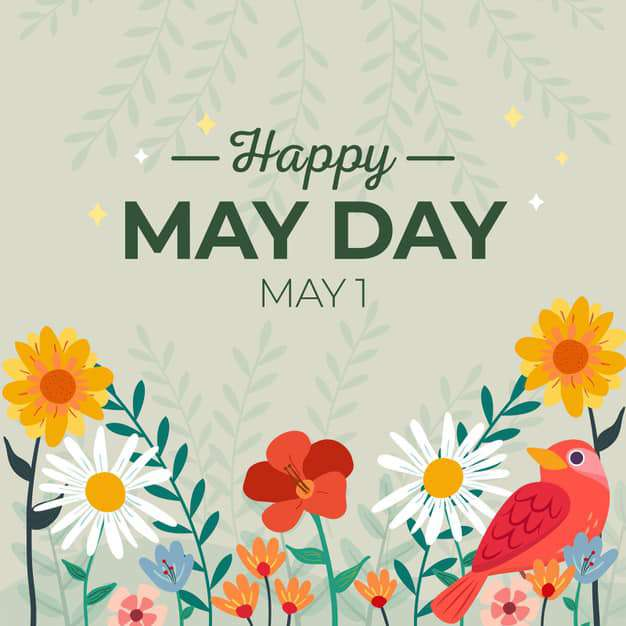 May Day Wishes Pics