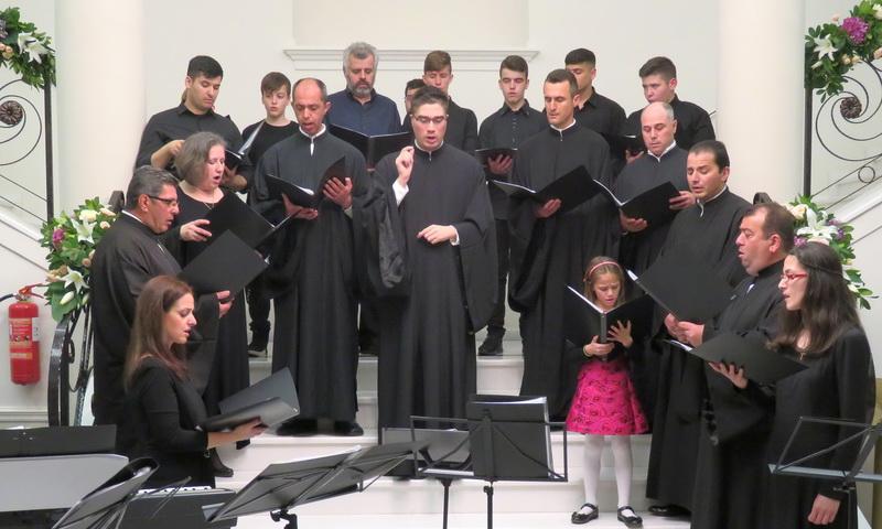 Με επιτυχία η 3η Συναυλία Θρησκευτικής Μουσικής στην Αλεξανδρούπολη