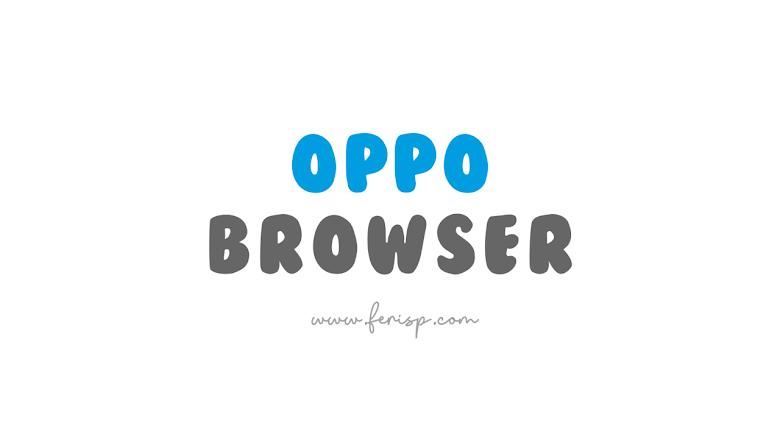 Cara Mengubah Default Browser di HP Oppo