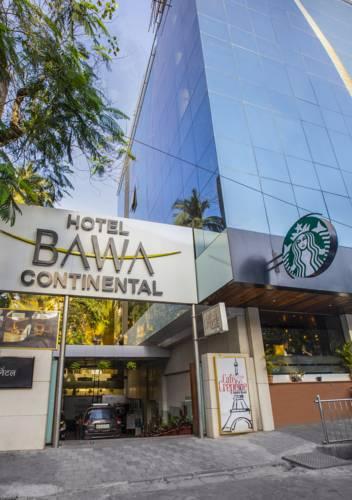 Hotel Bawa Continental - Juhu, Mumbai