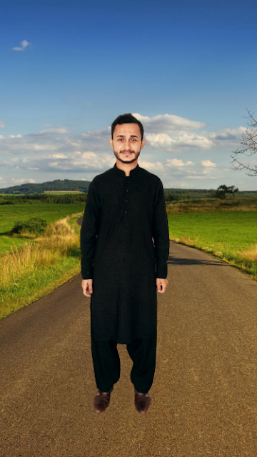 Black Shalwar Kameez Designs