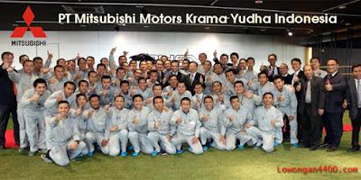 Informasi PT. Mitsubishi Krama Yudha Motors and Manufacturing