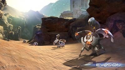 Evasion Game Screenshot 5