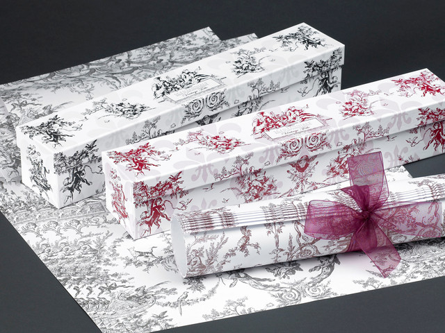 scented drawer liner paper Nos mid century rose scented perfumed drawer paper by cadie pink & gray on white background floral bouquet scented liner paper 120 x 15.