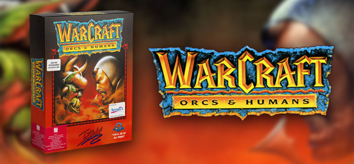 Warcraft Orcs & Humans PC