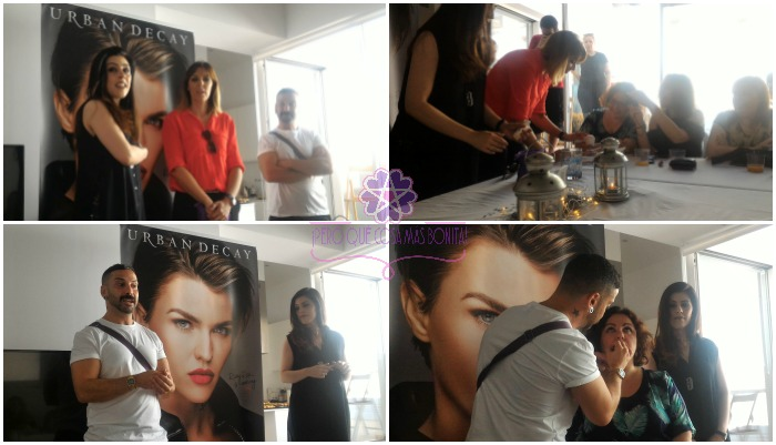 Clarisonic y Urban Decay en el Beauty & Breakfast
