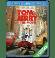 TOM Y JERRY (2021) 1080P HD MKV ESPAÑOL LATINO