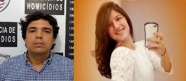 Ele sabia que estava estuprando e, em consequência, assassinando a vítima, Lucas Porto e Mariana Costa
