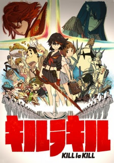 Download Kill la Kill BD Subtitle Indonesia Batch Episode 01-24 + OVA