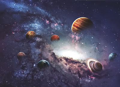 Kosmos-a wpływ na nasze ciało