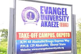Evangel University Admission
