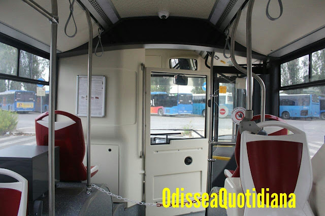 Roma: capienza all'80%, ma i bus sono dimezzati