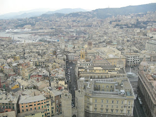 The port city of Genoa, once ruled over by Andrea Doria, has a proud history as a maritime power