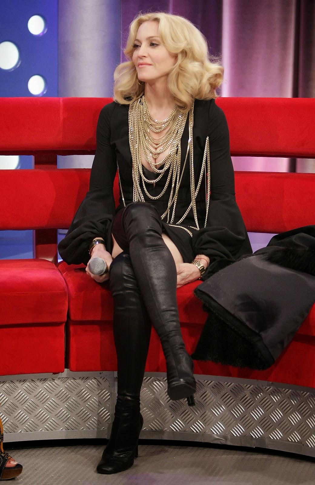 World Hot Actress: Madonna hot black spicy white Vanity Fair Magazine hd stills photos