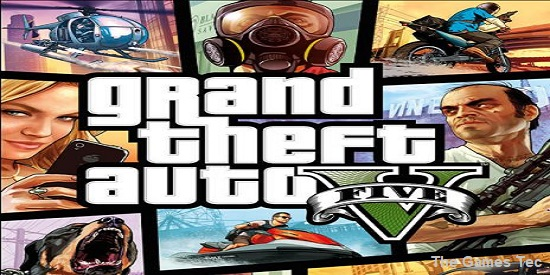 Grand Theft Auto V GTA 5 PC Game
