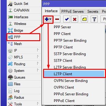 Tutorial Setting L2TP/IPsec VPN Server di Mikrotik – Pusat Pengetahuan