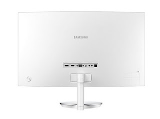 Monitor SAMSUNG LED Curved 27 Inch
