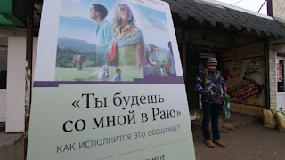"Russia banned the Jehovah's Witnesses as an ""extremist"" organization in 2017."