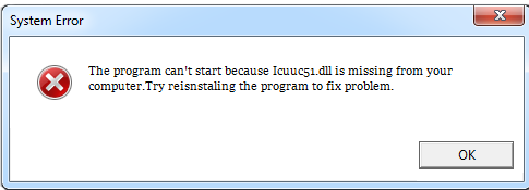 Télécharger Icuuc51.dll Fichier Gratuit Installer