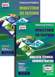 Apostila Analista Administrativo MF (Nível Superior)